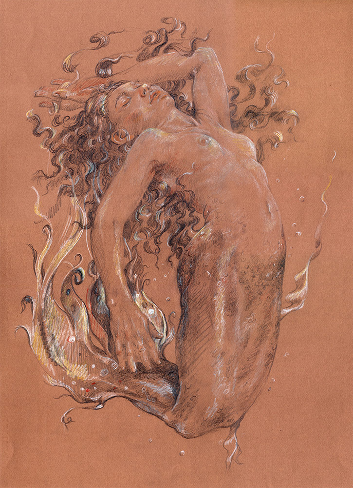 Mermaid, 2005