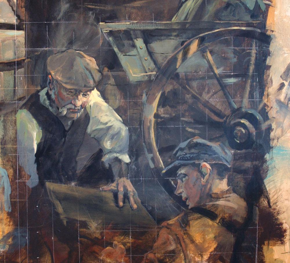 dock-workers
