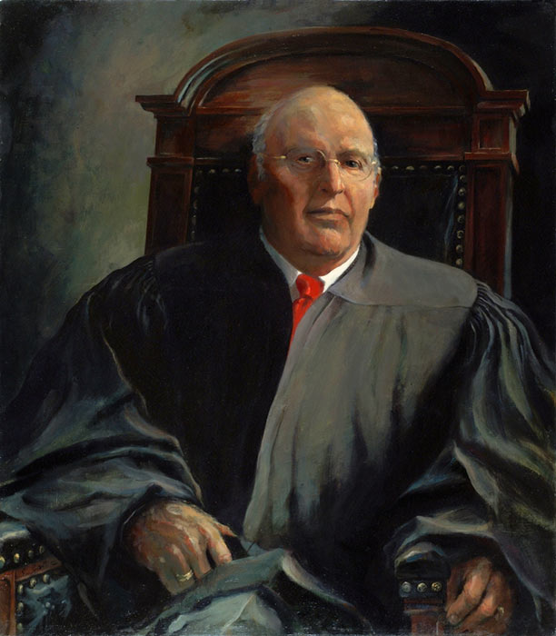 Daniel Wathen, Chief Justice of the Maine Supreme Judicial Court 1992-2001