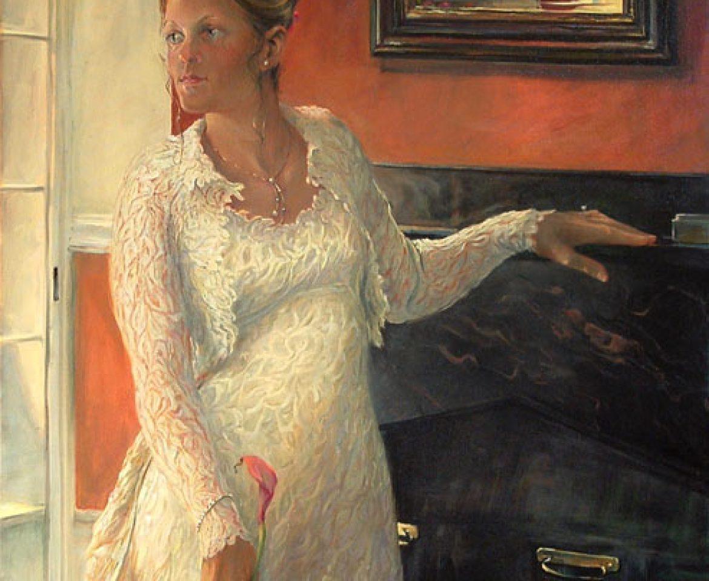 Wedding Portrait of Helen