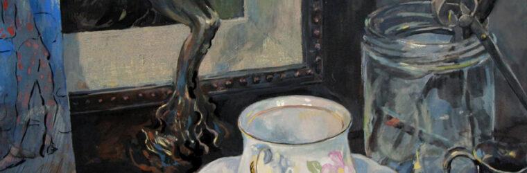 Artist's Tea Cup
