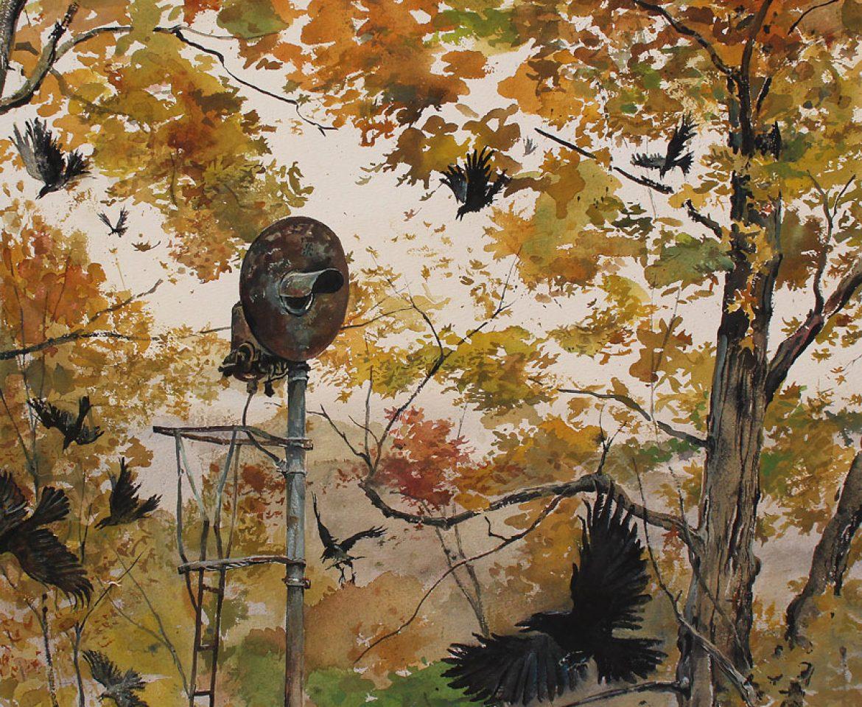 October Crows
