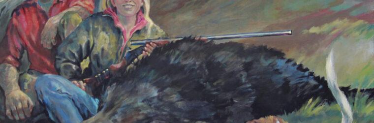 Bear Hunting, Moxie Gore