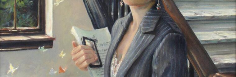 Portrait of Laura Harper