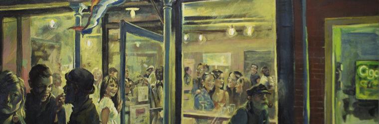 Saturday Night at the Bar