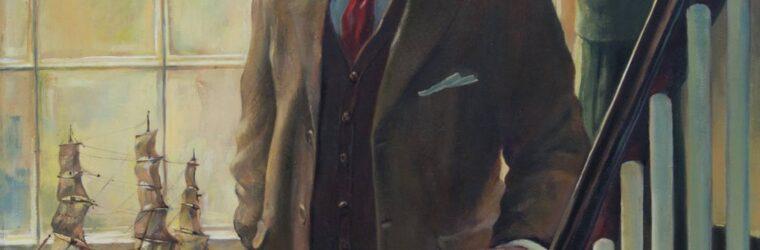 Portrait of William Viles