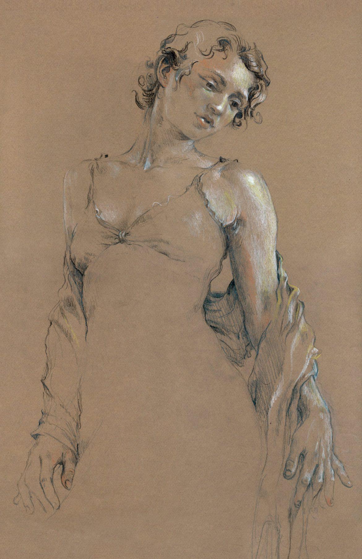 study of dancer