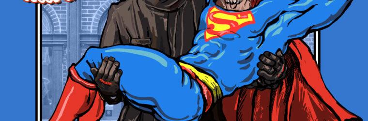 Hallowell Fireman Saves Superman