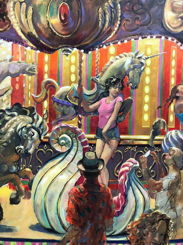 Carnival Mural