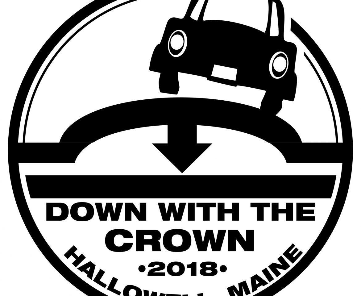 Down with the Crown logo