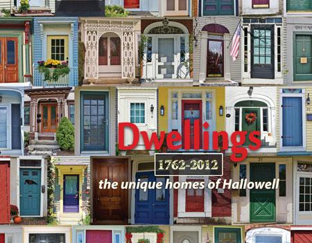 Dwellings book design