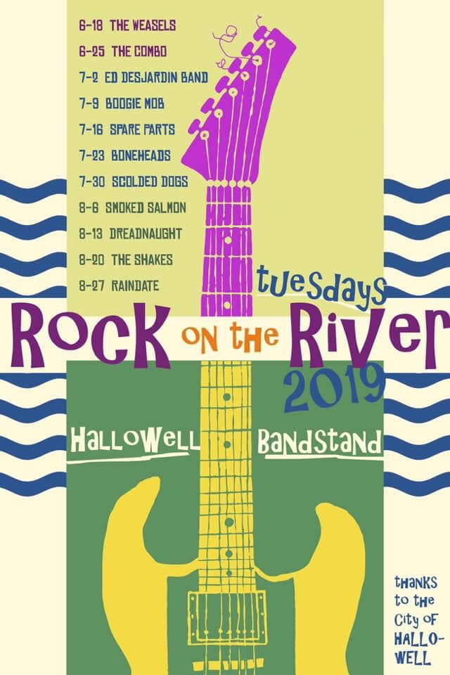 Rock on the River 2019